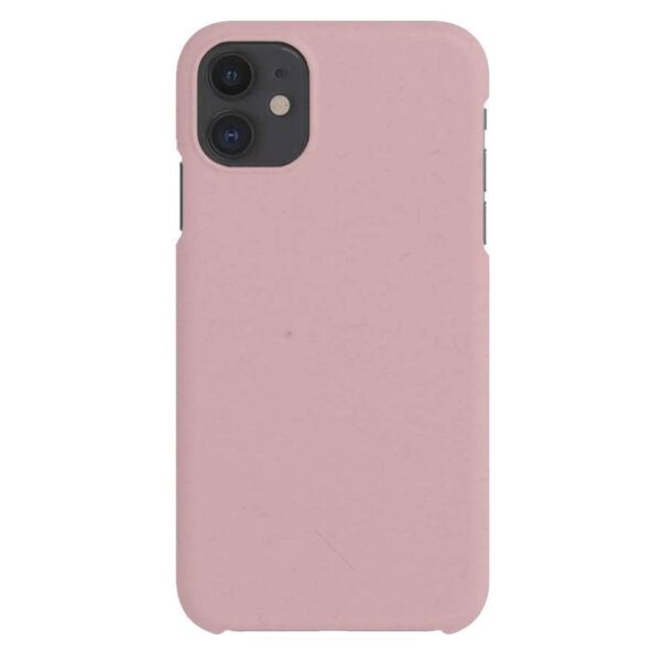 A Good Company iPhone 11 Miljøvenligt Cover, Dusty Pink