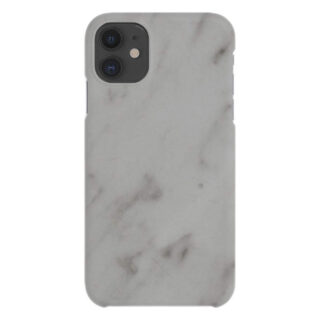 A Good Company iPhone 11 Miljøvenligt Cover, White Marble