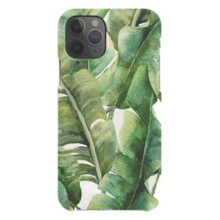A Good Company iPhone 11 Pro Miljøvenligt Cover, Palm Leafs