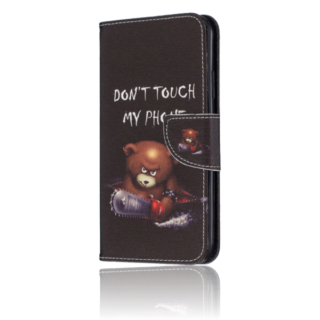 Angry Bear Flip Cover til iPhone 11 Pro Max
