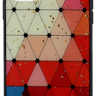 Triangles TPU Cover til iPhone 11