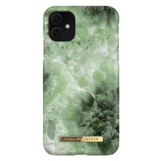 iDeal Of Sweden iPhone 11 Fashion Cover, Chrystal Green Sky