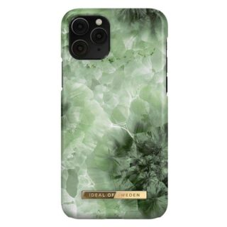 iDeal Of Sweden iPhone 11 Pro Fashion Cover, Chrystal Green Sky