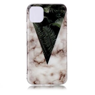 iPhone 11 - MARBLE design gummi cover - Style H