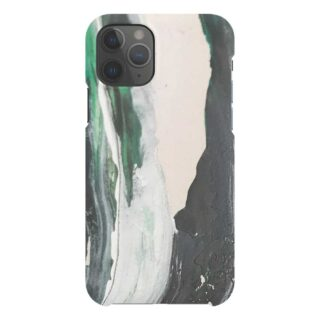 A Good Company iPhone 11 Pro 100% Plantebaseret Cover - Green Paint