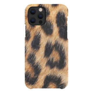 A Good Company iPhone 12 / 12 Pro 100% Plantebaseret Cover - Leopard
