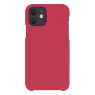 A Good Company iPhone 12 Mini 100% Plantebaseret Cover - Pomegranate Red