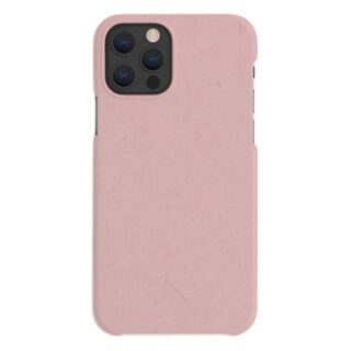 A Good Company iPhone 12 Pro Max Miljøvenligt Cover, Dusty Pink