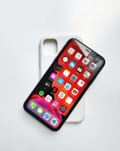 Cover til iPhone 11