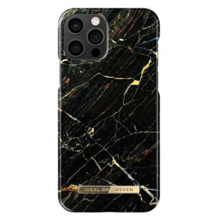 iDeal Of Sweden iPhone 12/12 Pro Fashion Cover, Port Laurent Marble