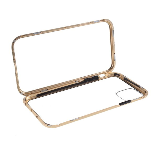 iPhone 12 Pro Max Perfect Cover Guld